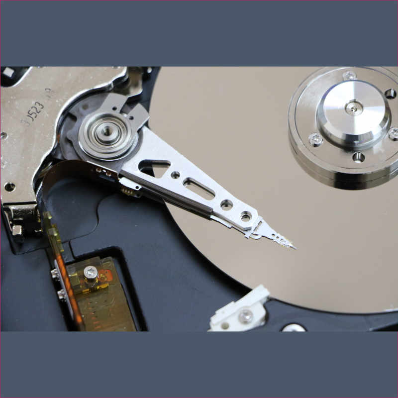 Data Recovery from PAAC IT