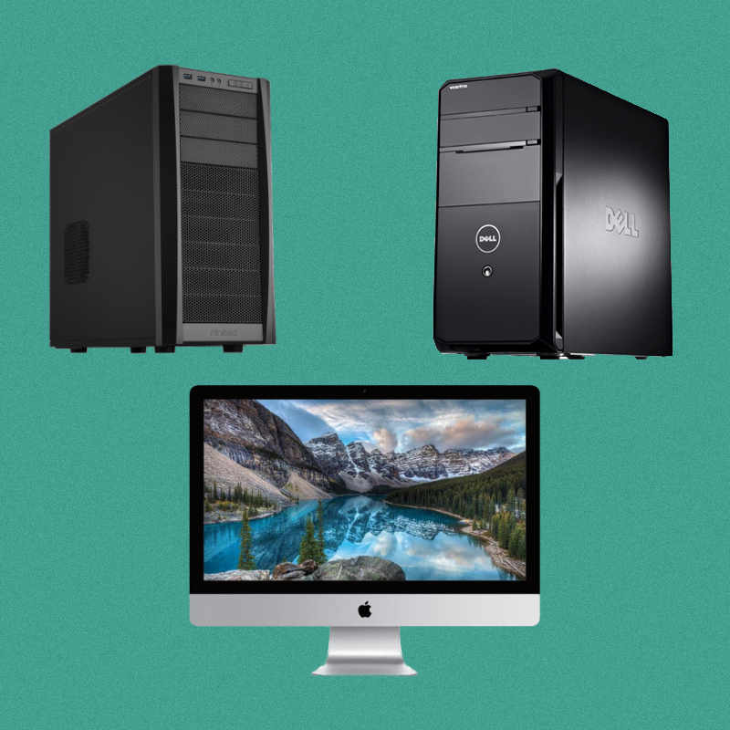 Desktop Computers from P