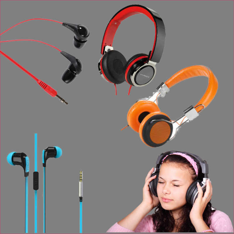 Headphones and headsets