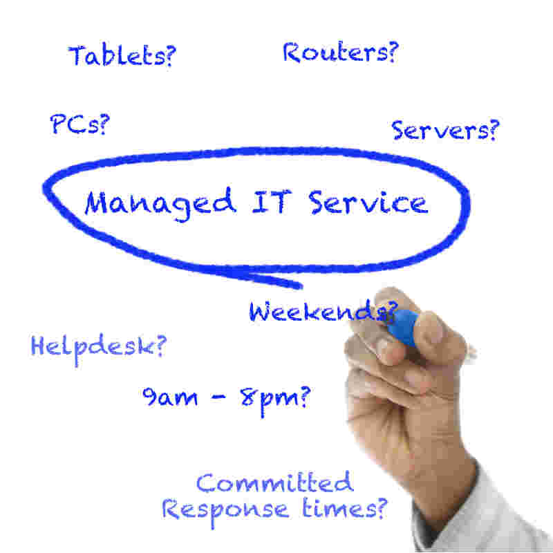 Managed IT Services from PAAC IT