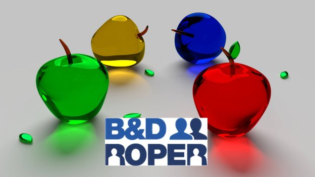 B & D Roper HR at PAAC IT