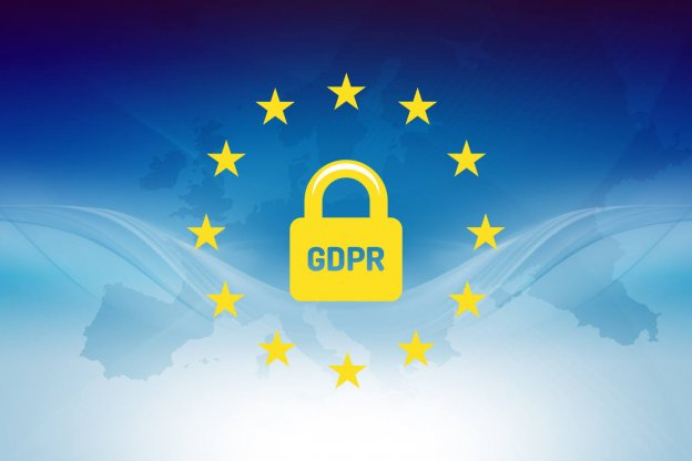 Image of GDPR icon at PAAC IT