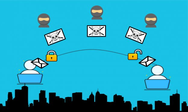 Image of email security from PAAC IT