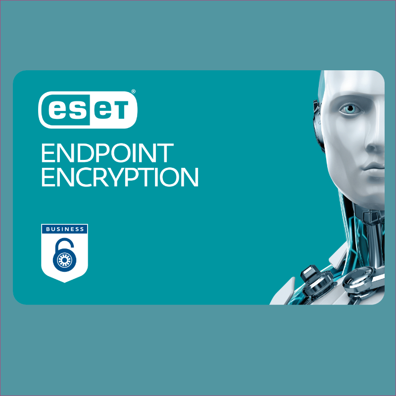 Image of ESET endpoint Encryption logo at PAAC IT
