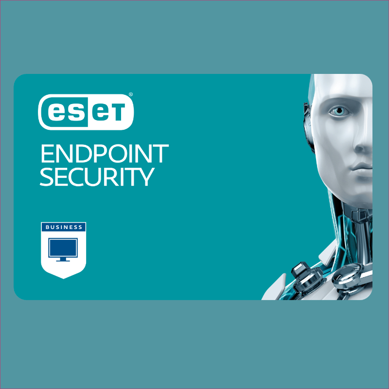 An image of ESET endpoint security log at PAAC IT