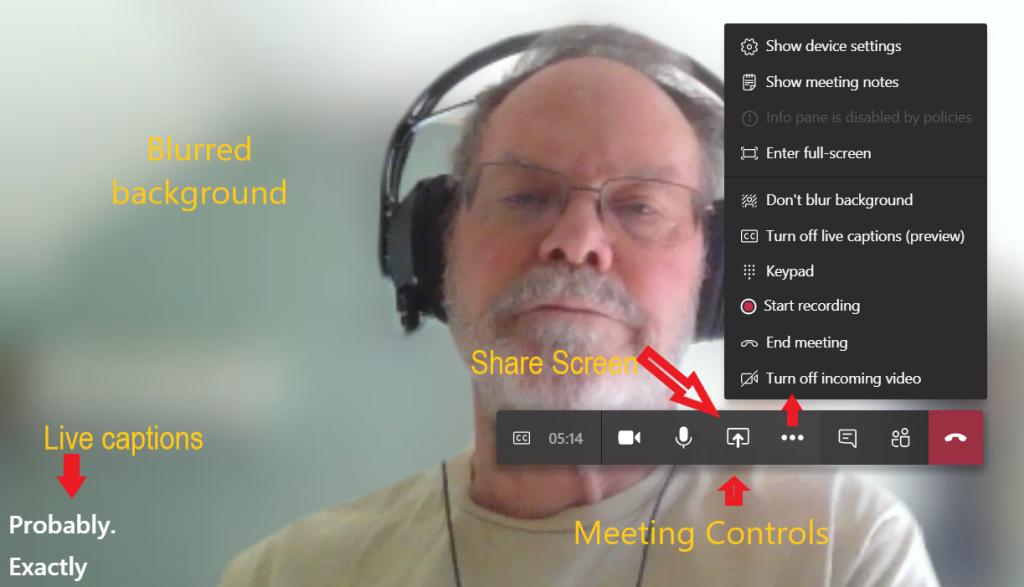 An image of Teams call control at paac-it.com